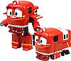 Игровой наборРоботы Поезда трансформеры Transformating Robot Trains Alf Key Альф и Кей, фото 3