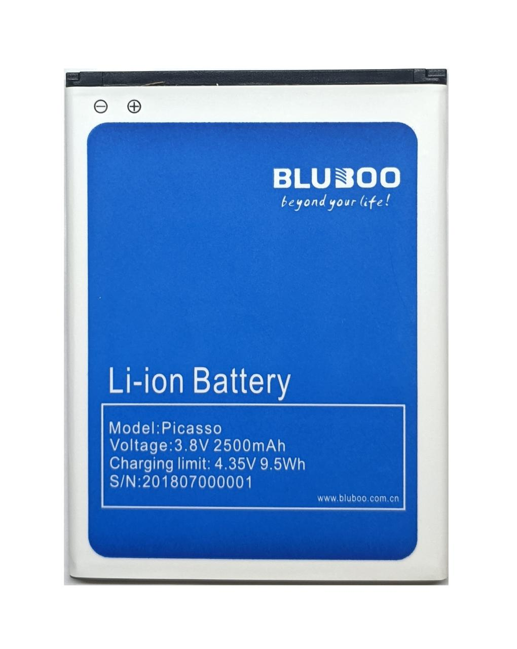 Bluboo Picasso Батарея Акумулятор
