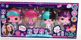 Набір Ляльки-гребінці Hairs Surprises з аксесуарами P1102