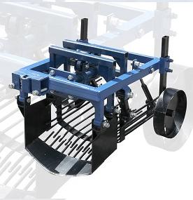 Картофелекопатель вибрационный Мотор Сич с валом привода