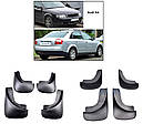Брызговики MGC AUDI A4 B6, B7 (Ауди А4) 2001-2007 г.в. комплект 4 шт 8E0075111, 8E0075101, фото 5