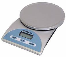 Весы кухонные First FA 6405