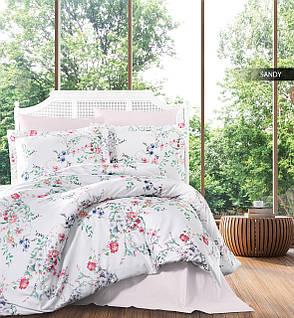 Комплект постельного белья Ecosse Сатин 200х220 Sandy, фото 2