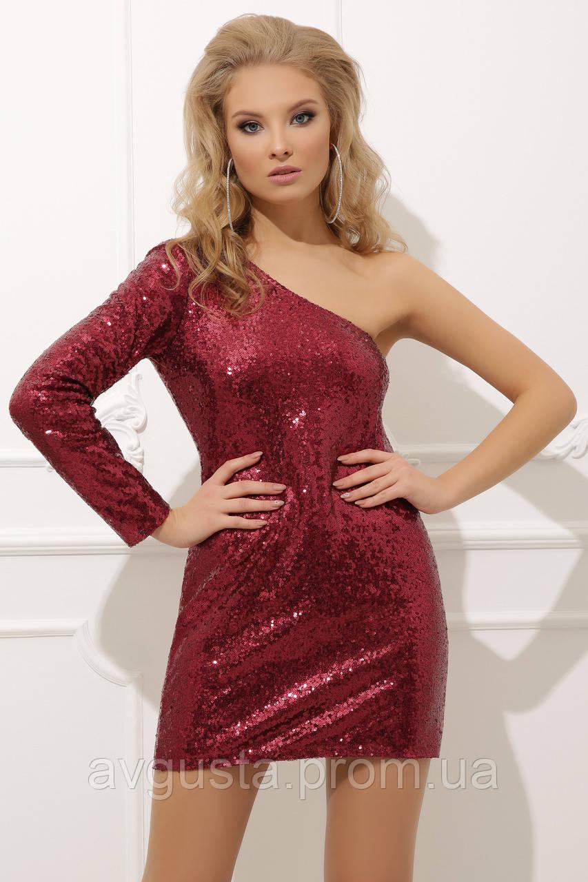 Платье Lerri ПЛАТЬЕ 121 красное 42-44