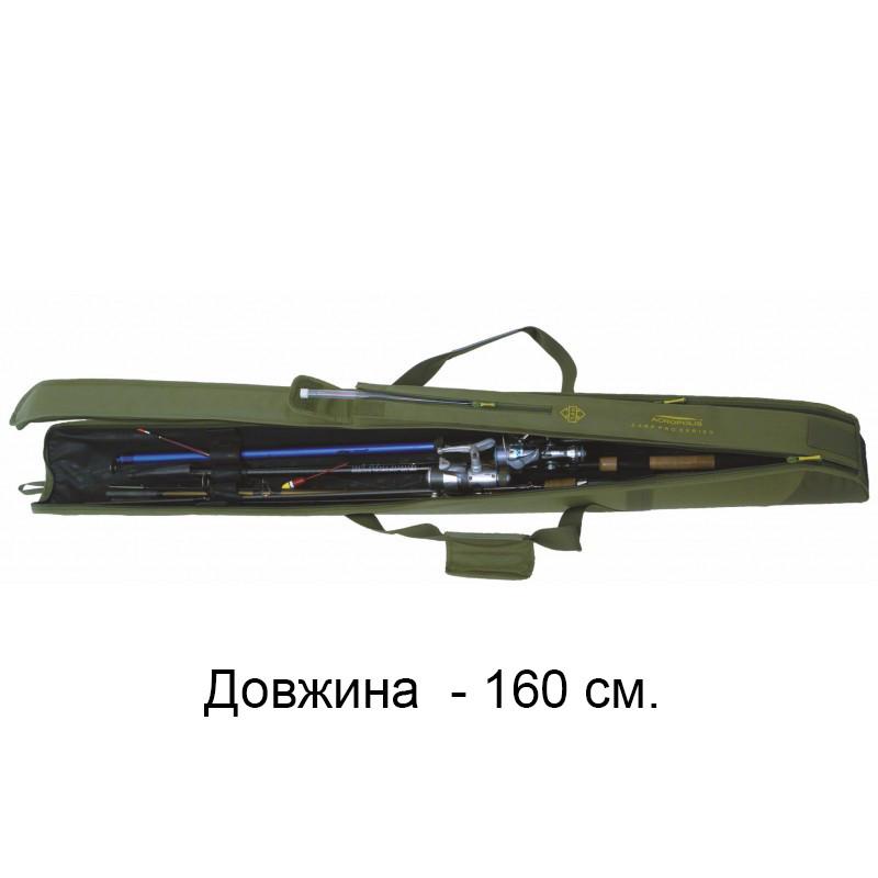 Футляр для спиннингов КВ-6 Acropolis