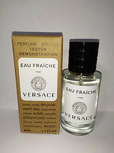 Тестер мужской Versace Man Eau Fraiche 60 мл