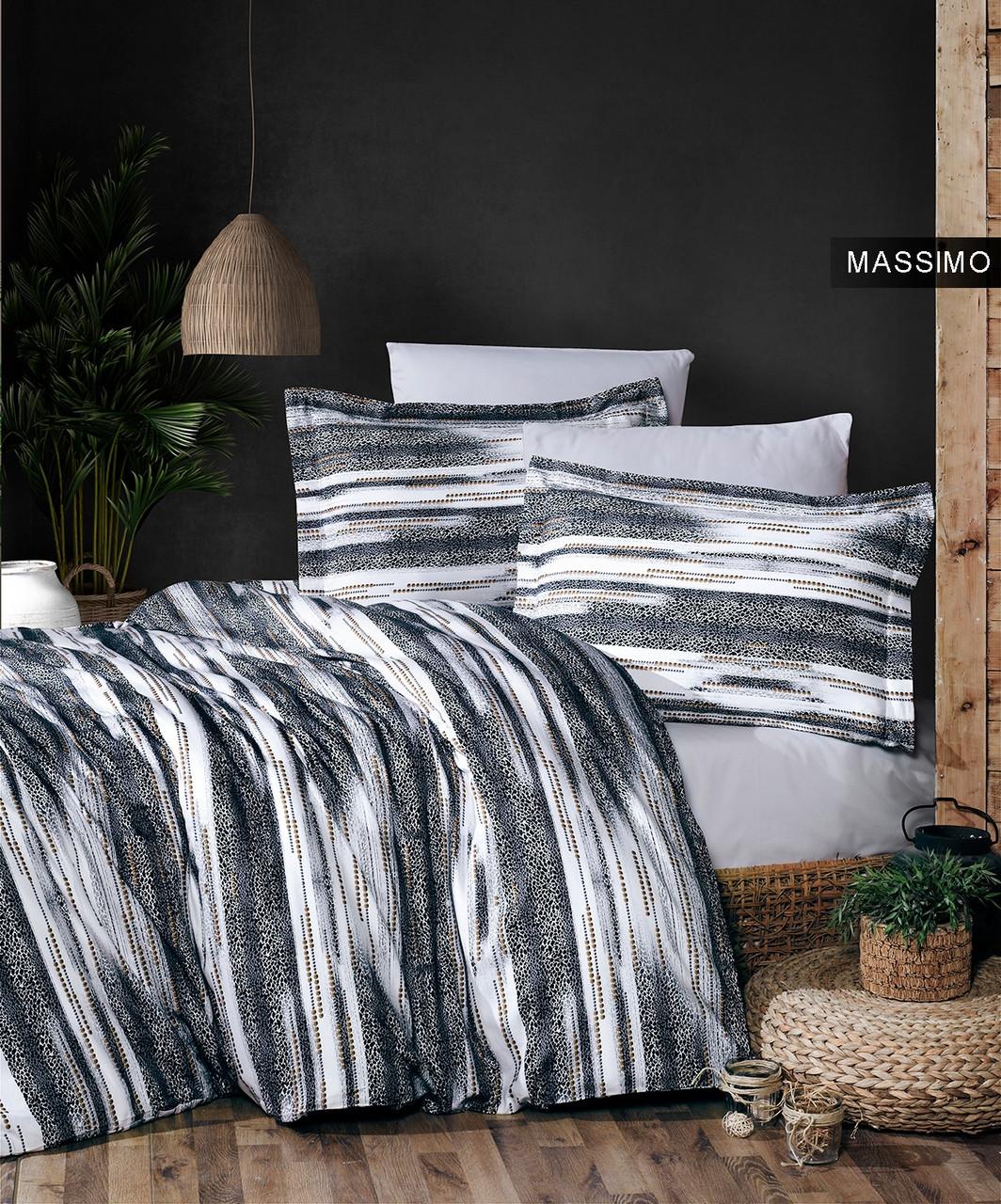 Комплект постельного белья Ecosse Сатин 200х220 Massimo