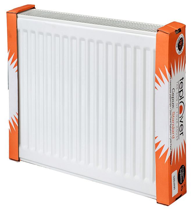 Радиатор стальной TYPE22 H500 L=1800 TEPLOVER-standard