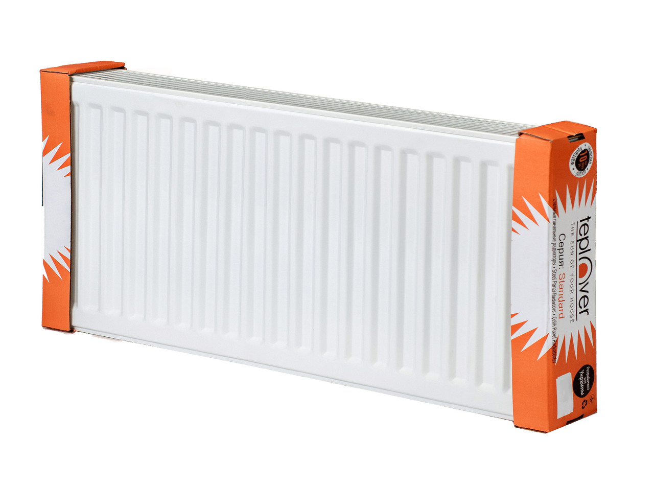Радиатор стальной TYPE22 H300 L=600 TEPLOVER-standard
