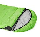 Мешок спальный КЕМПИНГ Peak с капюшоном (220х80см), салатовый, фото 3