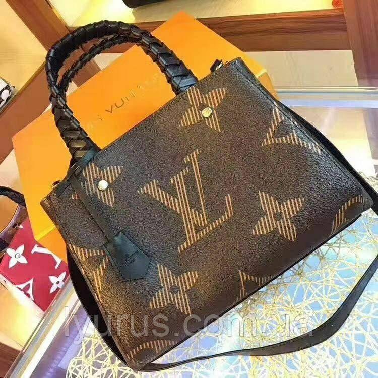 Женская сумка Louis Vuitton Луи Виттон Monogram