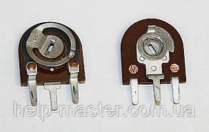 Резистор подстроечный СП3-38В 220кОм