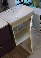 Kolo NOVA PRO комплект умивальник 60см+шафка для умівальника,білий глянець