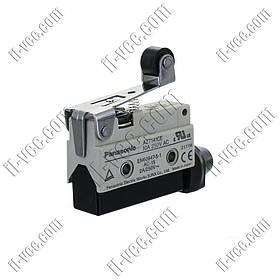 Концевой выключатель PANASONIC AZ7141CE, SPDT, 10A/250VAC, 1A/30VDC