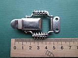 Нержавіючий засувка патефонная, фото 2