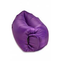 Надувной матрас-гамак GTM Ламзак Original 2,2м. Purple
