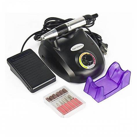 Фрезер для маникюра и педикюра  Nail Drill ZS 603 черный, фото 2