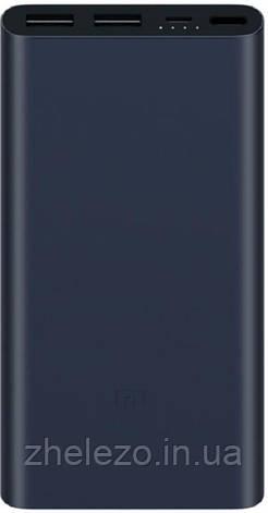 Универсальная мобильная батарея Xiaomi Mi 2S 10000mAh Black (VXN4230GL/VXN4229CN), фото 2