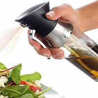 Распылитель для масла и уксуса 2 в 1 дозатор Herisson