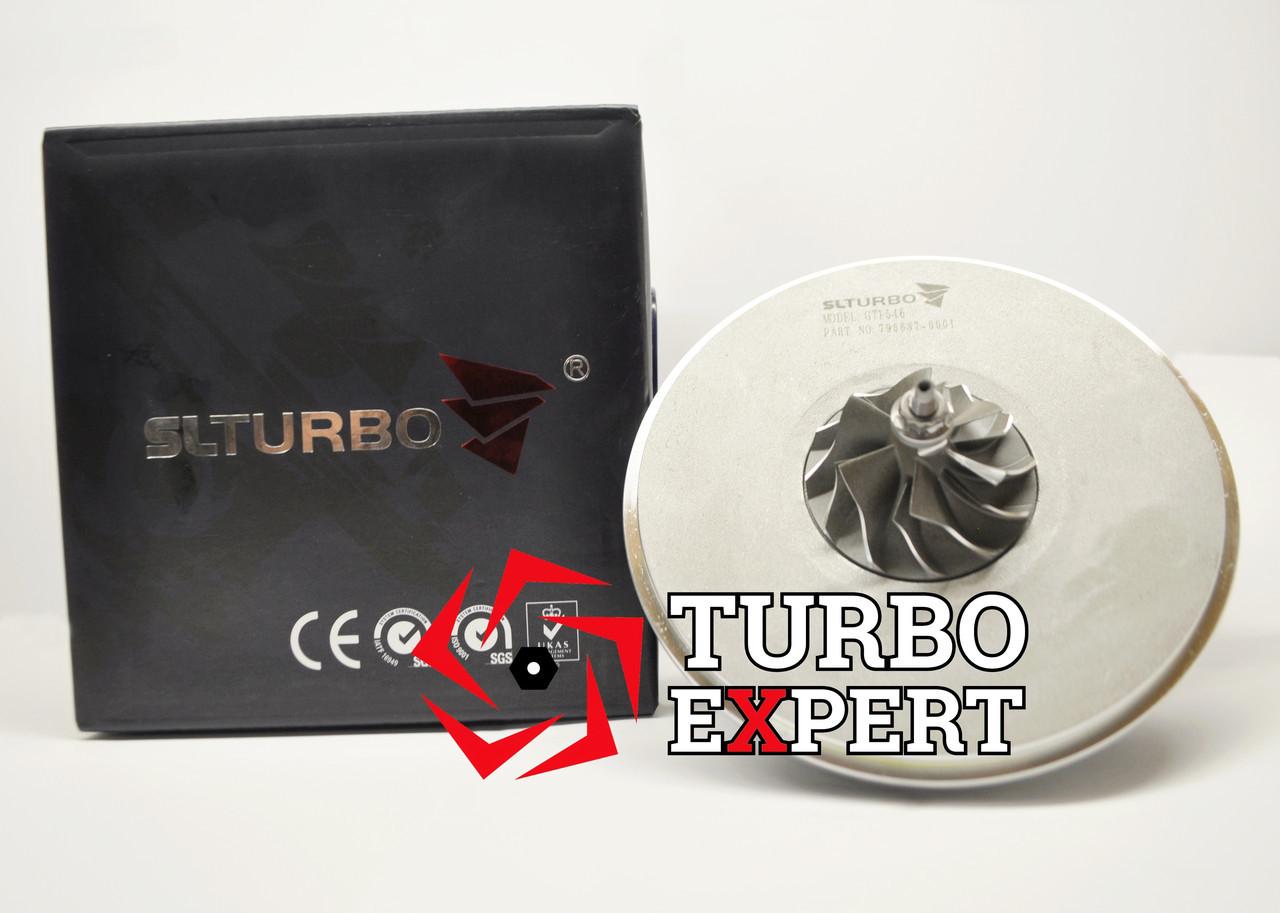 Картридж турбіни Renault Master III 2.3 DCI 125, 92 Kw, M9T, 8201054152, 2010+, 795637-5001S, 795637-1