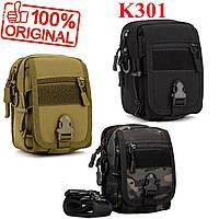 EDC сумка подсумок барсетка Protector Plus K301 бананка слинг кошелек
