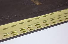 Біблія сімейна українською мовою великого формату у футлярі (темно-коричнева), фото 3