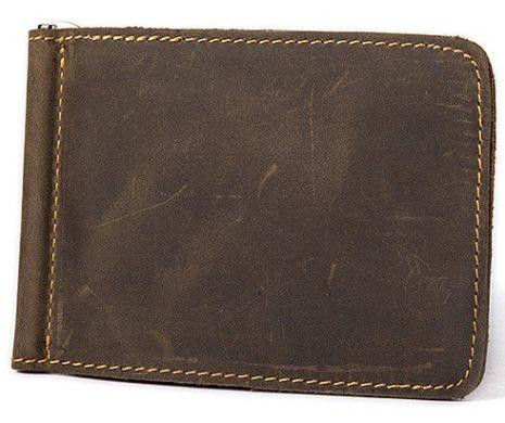 Зажим Универсальный Vintage 14935 Коричневый, Коричневый