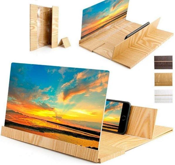 3D увеличитель экрана телефона | универсальное увеличительное стекло Лучшая цена!