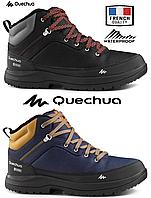 Ботинки мужские Waterproof QUECHUA 100 зимние мех 41-47