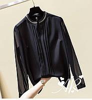 Женская шифоновая блузка (2 цвета), фото 1