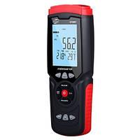 Анемометр USB, 0,3-45м/с, 0-45°C, 10-90%