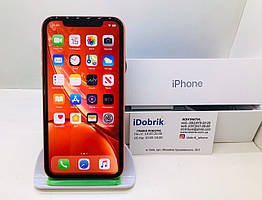 Б/У iPhone XR 128gb Coral Neverlock 10/10