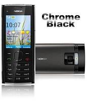 Оригинальный мобильный телефон Nokia X2-00 Black Финляндия