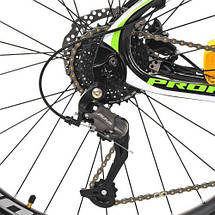 """Велосипед з карбонової рамою EB275STUBBORN CB275.3 Profi 27.5"""", фото 3"""