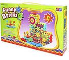 Детский конструктор Funny Bricks 81 деталь Фани Брикс TyT, фото 3