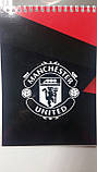 Блокнот с символикой FC Манчестер, фото 3