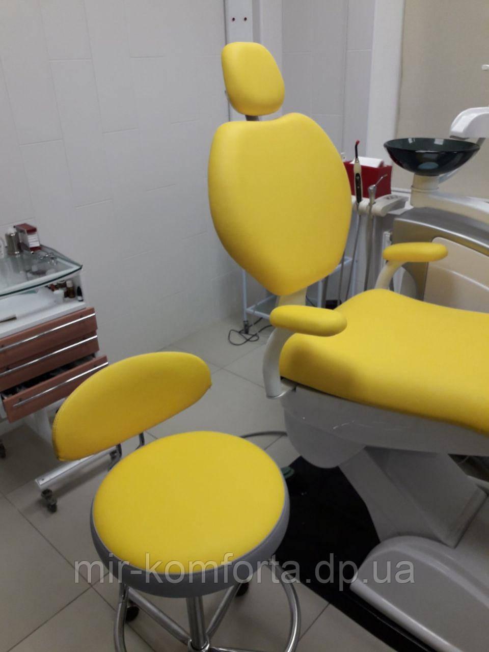 Реставрация стоматологической установки