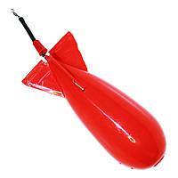 Ракета для підгодовування | Закормочная ракета BratFishing, фото 1