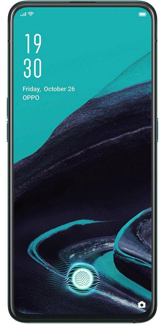 Смартфон Oppo Reno2 8/256GB Ocean Blue UA-UCRF  Гарантия 12 месяцев