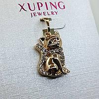Ювелирная бижутерия кулон Xuping покрытый натуральным 18К золотом