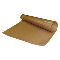 Тефлоновый 40 на 33 см антипригарный коврик для выпечки, тефлон