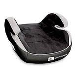 Автокресло - бустер Lorelli Safety Junior Fix группа 2/3 (15-36 кг) с Изофикс, фото 4