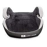 Автокресло - бустер Lorelli Safety Junior Fix группа 2/3 (15-36 кг) с Изофикс, фото 6