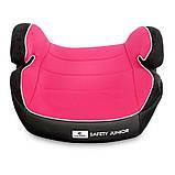 Автокресло - бустер Lorelli Safety Junior Fix группа 2/3 (15-36 кг) с Изофикс, фото 8