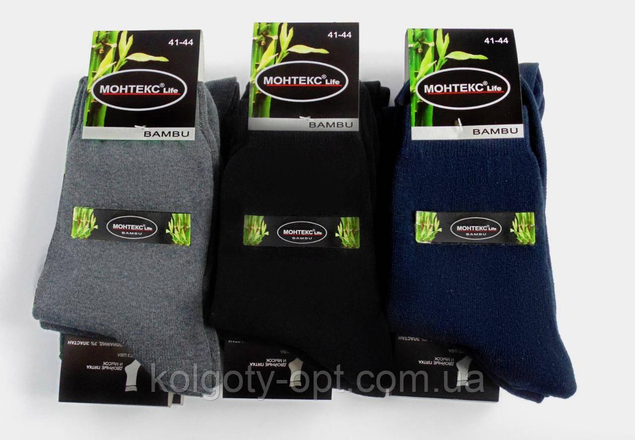 Чоловічі шкарпетки Монтекс Бамбук