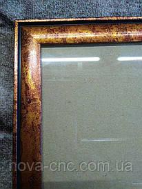 Рамка бронза мармур 40 х 60 см