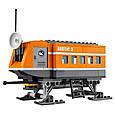 """Конструктор Bela 10440 """"Арктическая мобильная станция"""" 394 деталей. Аналог Lego City 60035, фото 6"""
