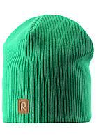 Демисезонная шапка для мальчика Reima Lahti 538053 - 8450. Размеры 44 - 50.