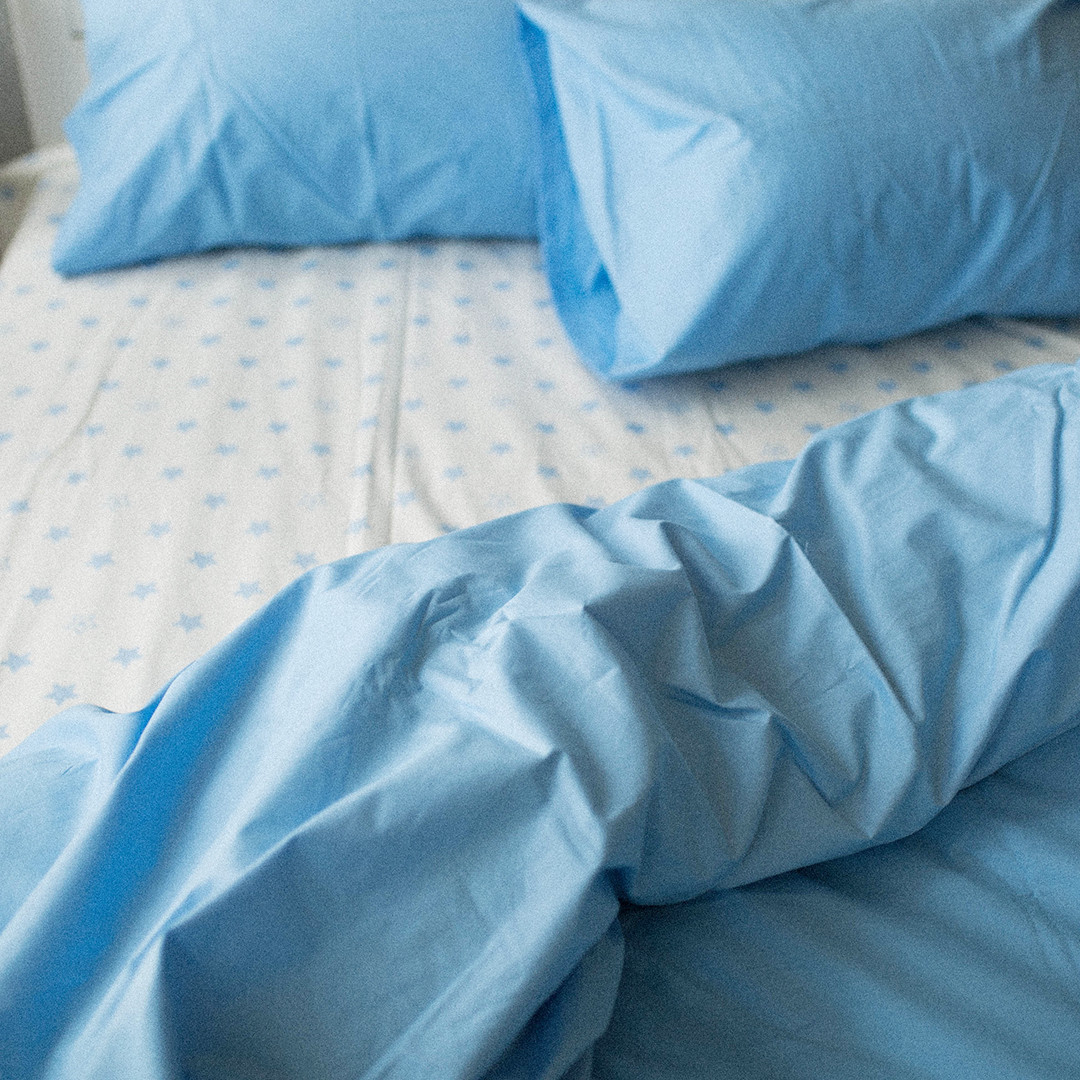 Комплект постельного белья Поплин. Постельное белье 100% хлопок