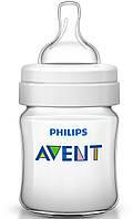 "Бутылочка  для кормления ""Philips Avent Classic+"" 125 мл"